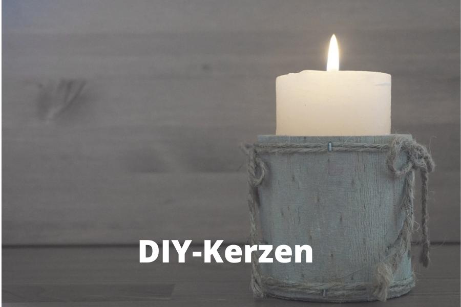 DIY-Kerzen