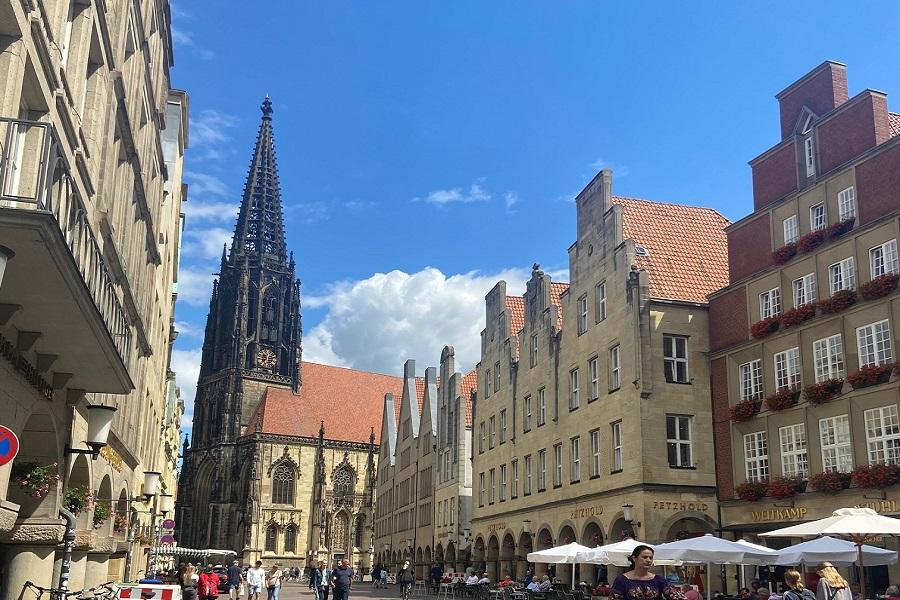 Muenster Altstadt
