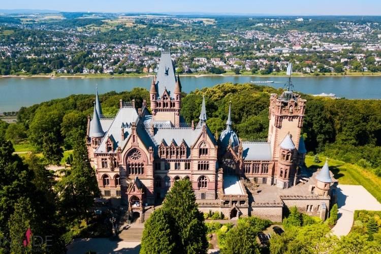 Schloss Drachenburg  750x500