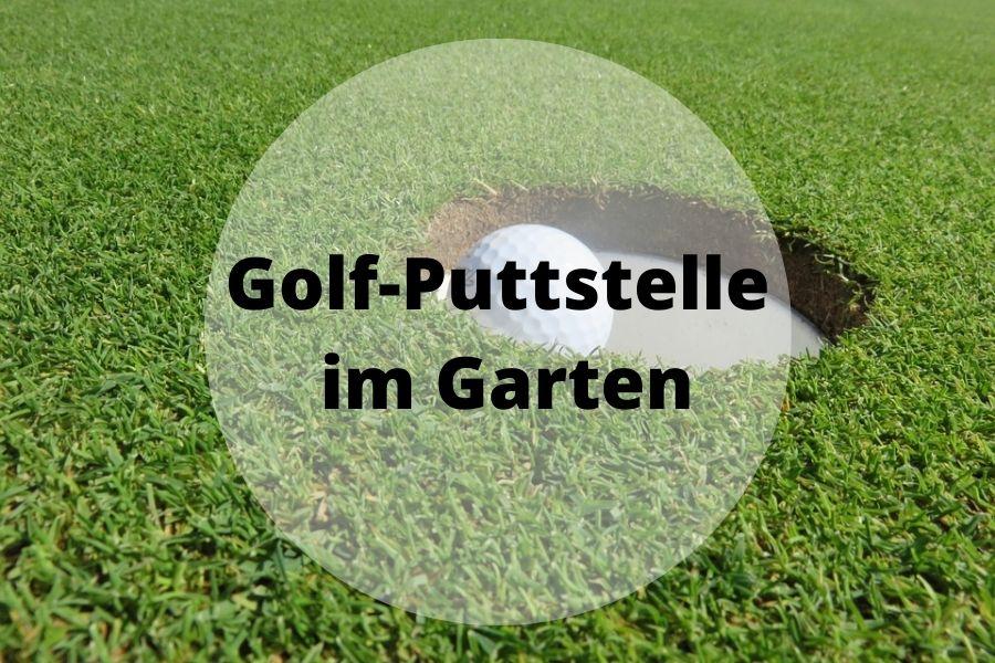 Golf garten